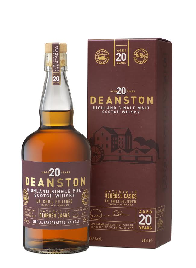 Deanston 20 Limited Edition Cask Strength