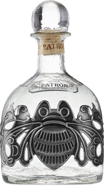 Patron Limited edition 1 Liter bottle