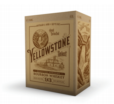 Yellowstone Select Kentucky Straight Bourbon