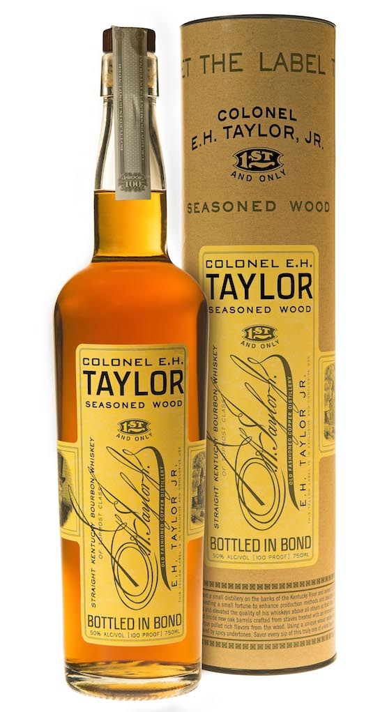 E. H. Taylor Jr Seasoned Wood Bourbon Whiskey