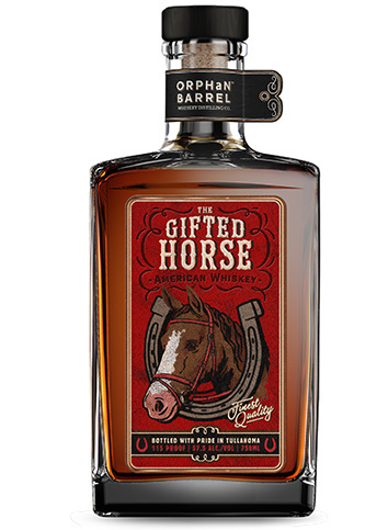 Gifted Horse_American Whiskey Orphan Barrel