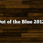Out of the Blue 2012