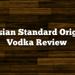 Russian Standard Original Vodka Review