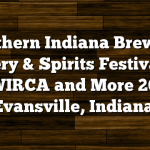 Southern Indiana Brewery, Winery & Spirits Festival for SWIRCA and More 2011 Evansville, Indiana