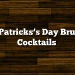 St. Patricks's Day Brunch Cocktails