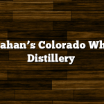 Stranahan's Colorado Whiskey Distillery