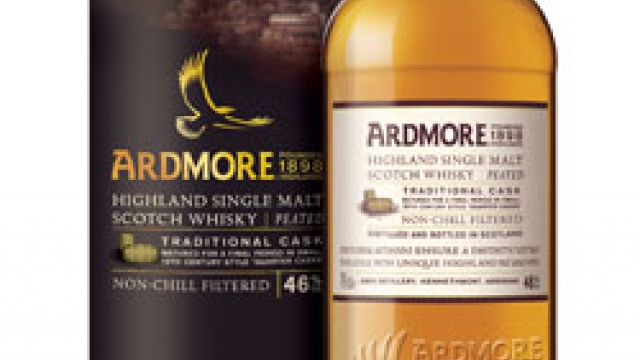 Ardmore Traditional Cask Now Available in United States