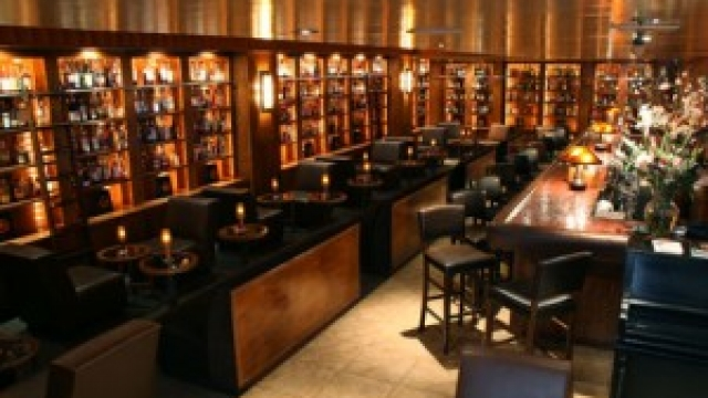 Brandy Library, Tribeca, New York