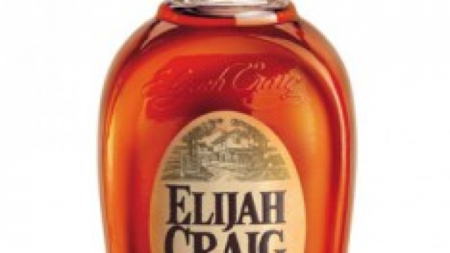 Elijah Craig 12 Year Old Bourbon Review & Video Interview with Craig Beam