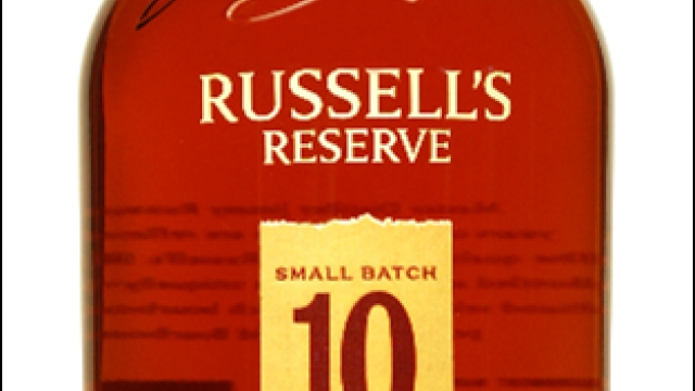 Russell's Reserve 10 Year Old Bourbon Review – What Master Distiller Jimmy Russell drinks!