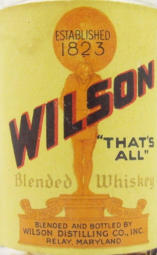 wilsons_whiskey_thats_all
