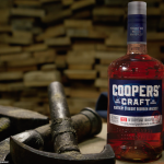 Coopers Craft Bourbon whiskey