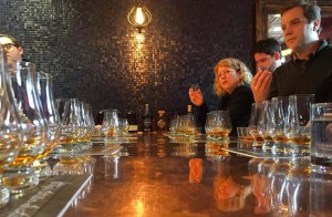 Bulleit Barrel Strength Tasting