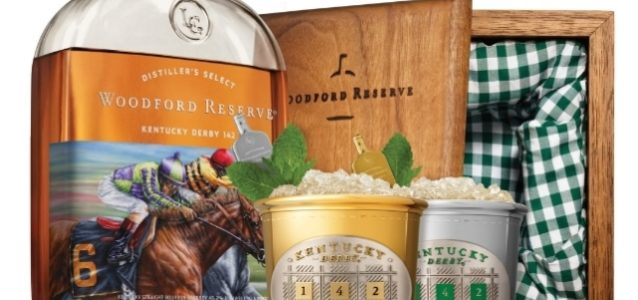 Woodford Reserve $1,000 Mint Julep  2016 Kentucky Derby 142