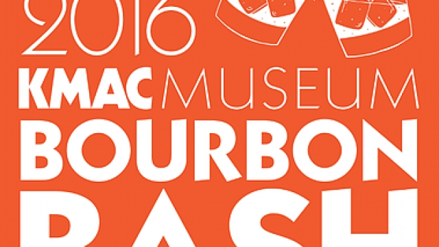 Bourbon Bash 2016 This Saturday in Louisville Celebrates Art & Bourbon at KMAC
