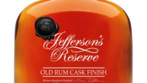 Jefferson's Reserve Old Rum Cask Finish Bourbon