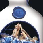 "Maker's Mark Bourbon University of Kentucky Basketball 1996 Commemorative Bottle Celebrates ""The Untouchables"" Team"