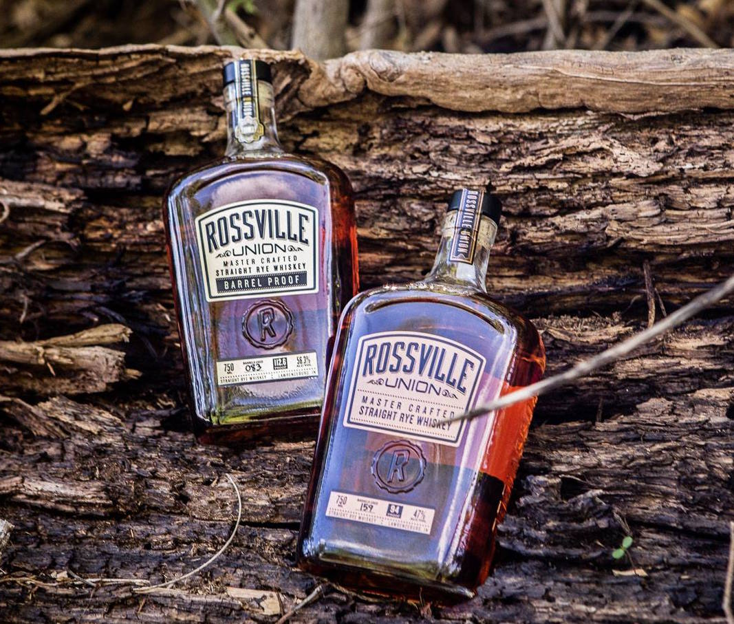 Rossville Union Rye Whiskey