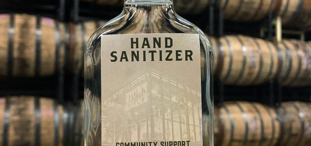 Lexington Brewing Distilling Co. Hand Sanitizer