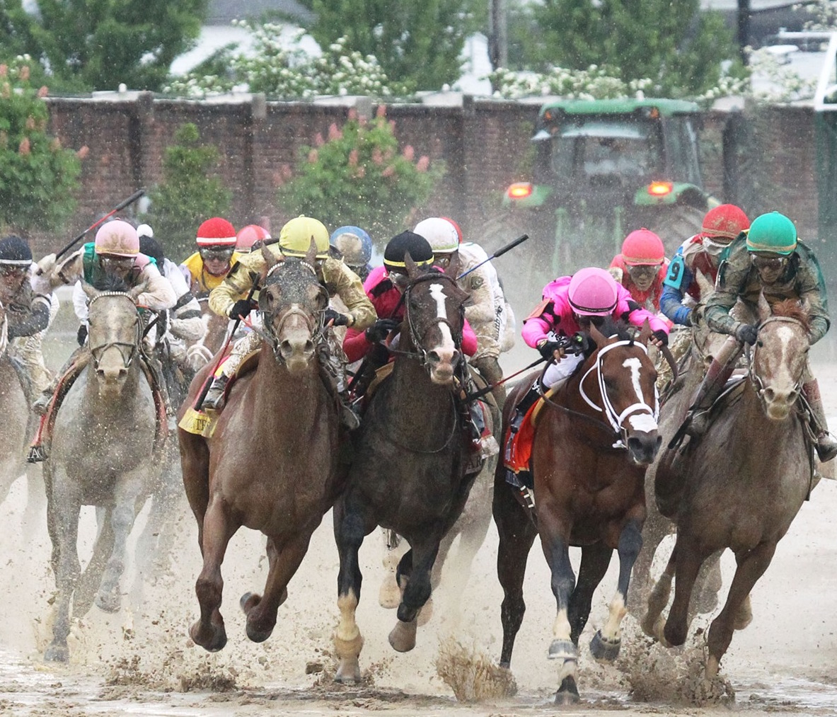 Kentucky Derby Virtual Race