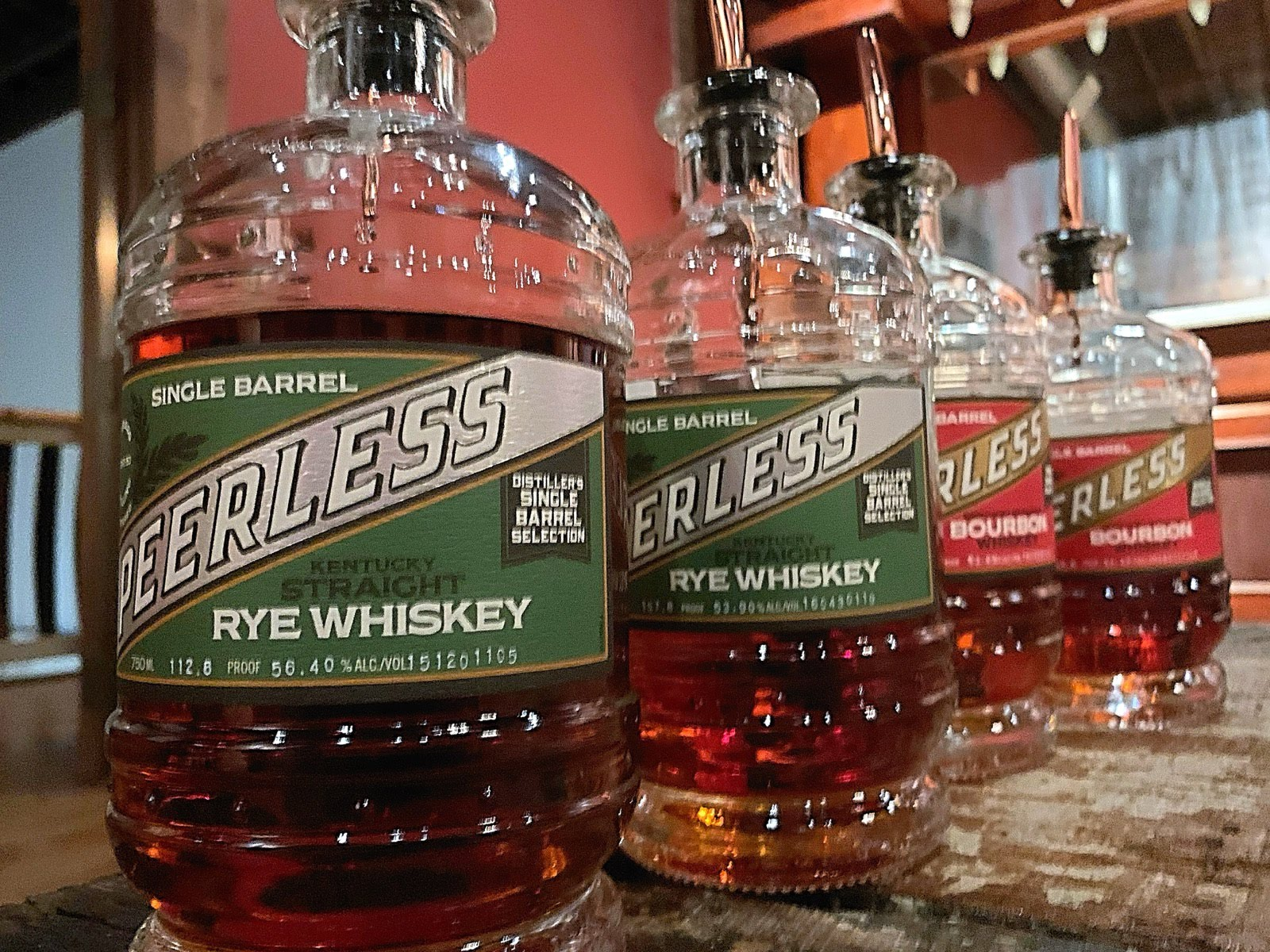 Distillery Single Barrels Peerless